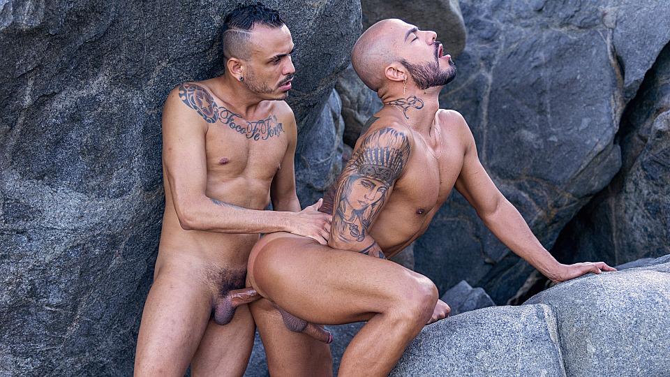 Brazil Beach Barebackers