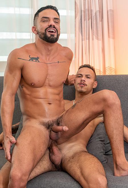 Augusto Blasts Ramon's Ass